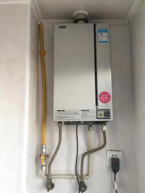 万宝燃气热水器在使用中,如果忽视了的与,此时需要用户联系厂家的服务图片